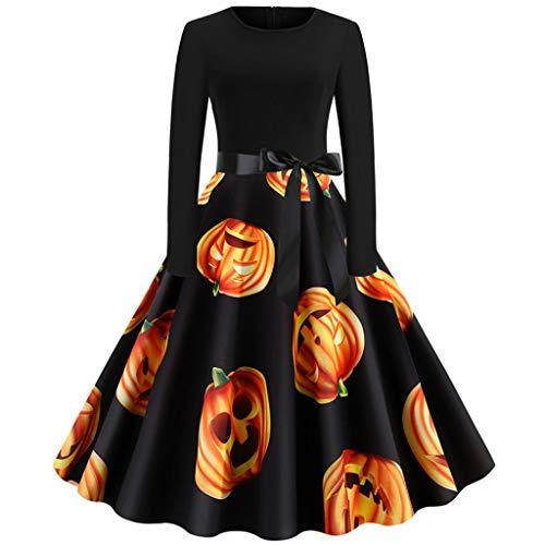 Kobay Halloween Femmes Robe Lolita Gothique Victorien Princesse Robe Reine Cosplay Costume