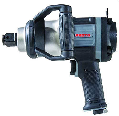 Proto Air Tools - (J199WP) Large Drive Air Impacts - Pistol Grip, 1