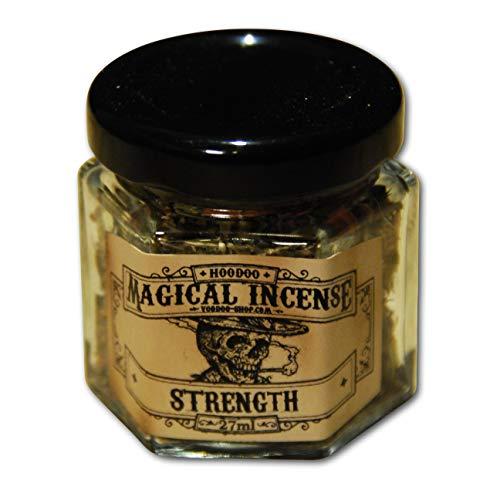 Hoodoo Räucherwerk Strength | Conjure Incense für Kraft, Stärke | Voodoo Ritual