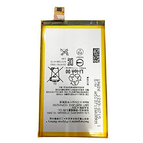 TKビズ TK-biz Sony Xperia エクスペリア Z5 Compact/X Compact/XA Ultra 通用バッテリー 2700mAh LIS1594ERPC 交換用バッテリー 経験者向け 業者向け 工具無し