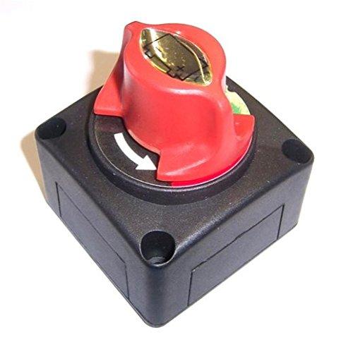 Batterie-Trennschalter Artikel-Nr.: 10 01 0001 HELLA-Nr.: 6EK 002 843 071