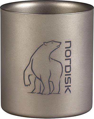 Nordisk Titanium Mug, Größe:220 ml