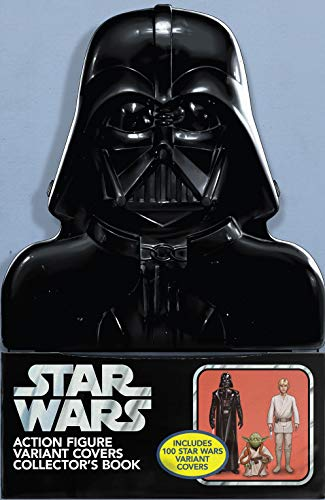 Star Wars: TheAction FigureVariant Covers (2020) #1 (Star Wars: The Action Figure Variant Covers (2020)) (English Edition)