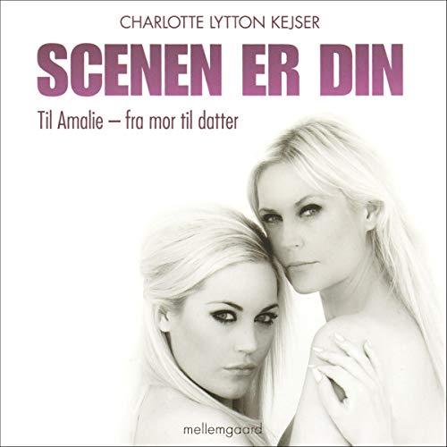 Scenen er din audiobook cover art