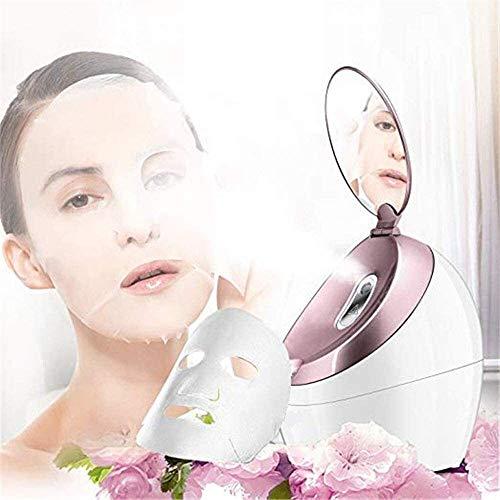 LFSP luchtbevochtigers olie diffuser Classic Facial Steamer Nano Ion hete stoom, Face Moisturizing In Personal Sauna Spa, Gebruikt for Deep Pore Cleansing, mee-eter verwijderen, Acne verwijdering