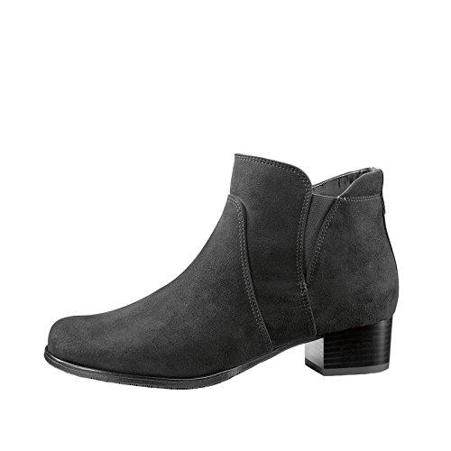 Jenny Damen Stiefeletten schwarz 357961