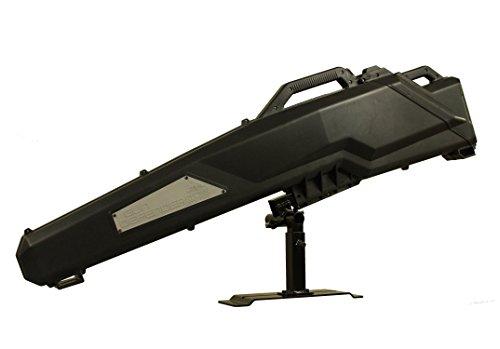 MotorFunSports Waffenkoffer Gewehrkoffer Quad ATV Jagen Jagd Gewehrhalterung Set mit Halterung
