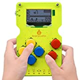 KEYESTUDIO GamePi Classic Mini Portable Retro Video Game Console Kit with 1.3 Inch IPS Display Smooth Gaming Experience