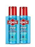 Alpecin Hybrid-Coffein-Shampoo – Haarshampoo...