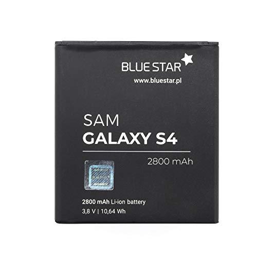 Blue Star - Batería para Samsung Galaxy S4 (Ion de Litio, 2800 mAh)