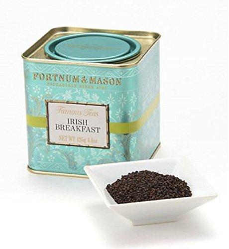 フォートナム アンド メイソン FORTNUM AND MASON 紅茶 ティー 茶葉 (アイリッシュブレックファスト 125g)