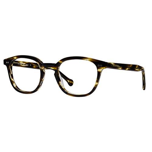 eyeOs Model 'Scholar', High Definition, Hypoallergenic, Anti Glare, Men's, Women's, Unisex Retro Readers