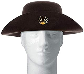 Sombrero de peregrino para hombre. Modelo Peregrino.