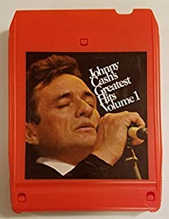 johnny cash 8 track