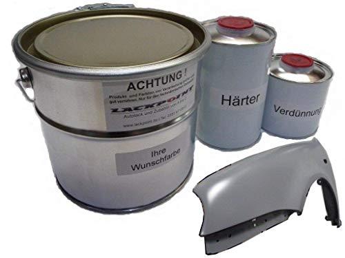 Debeer 1,75 Liter Set Epoxid Zinkphosphat Grundierung