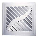 JJZXT Ventilador De Baño Eléctrico Ventilador Silencioso De Escape Y Ventilación For Mejorar El Flujo De Aire Y La Circulación De Aire - Adecuado For Habitaciones De 120 Pies Cuadrados