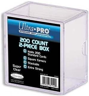 Ultra Pro Mens 2-Piece Box
