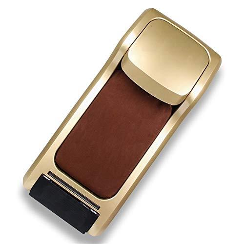 Automatische Überschuh-Maschine , Schuhabdeckungsmaschine Nach Hause Automatische Neue Einweg-Fußabdeckungsmaschine Schuh Film Maschine Intelligente Laminiermaschine Schuhmaschine ( Color : Gold )