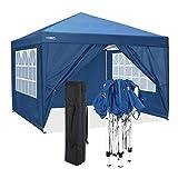 COBIZI 10'x20 'Pop Up Canopy Carpa para Banquetes de Boda Refugio de Almacenamiento