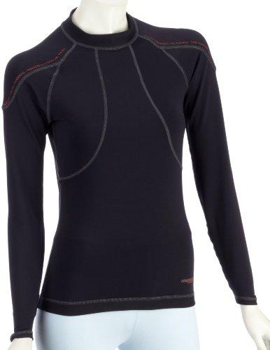 Komperdell XA-10 First Layer T-Shirt pour Femme Gris, Femme, 6054, Gris, s