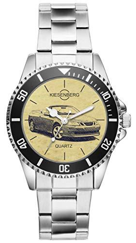 KIESENBERG Uhr - Geschenke für Saab 9-3 II Cabrio Fan 4786