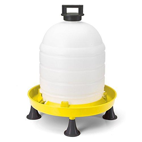 Breker Siphontränke 15 Liter mit Bajonettverschluss auf Füßen