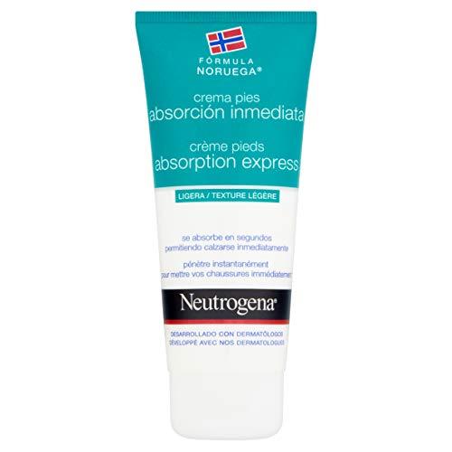 Neutrogena Crema Pies Absorción Inmediata Para Pieles