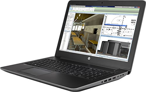 HP ZBook 15 G4 Mobile Workstation - Core i7 7700HQ / 2.8 GHz - Win 10 Pro 64-bit - 16...