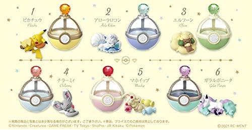 ポケモン Dreaming Case3 for Sweet Dreams BOX商品 リーメント(RE-MENT)