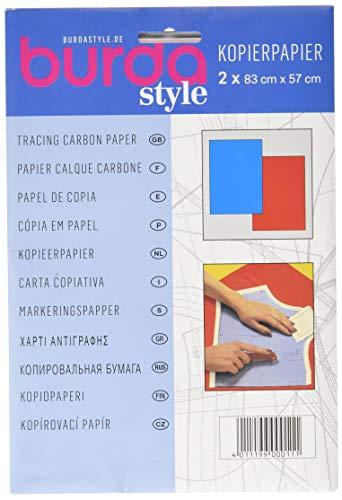 Papel de calcar para costura y patronaje
