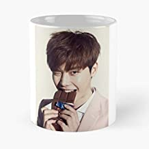 Lee Jong Suk Chocolate - Morning Coffee Mug Ceramic Novelty, Funny Gift