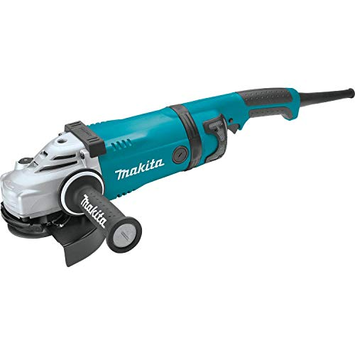 Makita GA7031Y 7' Angle Grinder, with AC/DC Switch
