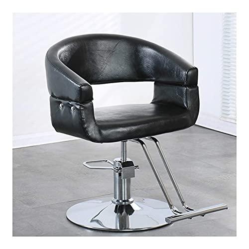 Sillas de salón para peluquero, sillón de peluquería, sil