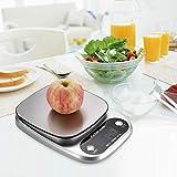 Oumefar Mesa de báscula electrónica Professional 10000g 1g Ajuste automático 0 para el hogar para el Interior para la Oficina(CH-305)
