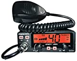 Best CB Radios - President ANDY Compact AM CB Radio, Multi-functions LCD Review
