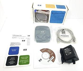 HP J7942A Jetdirect en3700 Fast Ethernet Print Server  USB 2.0