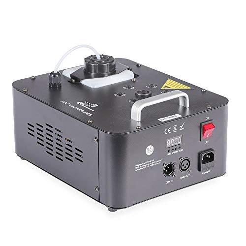 ETEC FOG 900 LED RGB 3in1 DMX Vertikal-Nebelmaschine Geyser CO2 Effekt T6