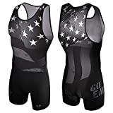 Black Flag Singlet - Go Earn It (Youth Large (70-90lbs.))