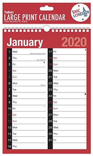 2020 Calendar and Planner Month ...