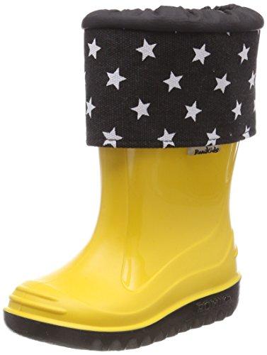 Botas de Agua amarillas para niñas