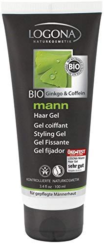 Logona Bio mann Haar Gel (2 x 100 ml)