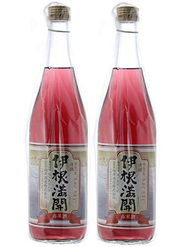 伊根満開 720ml 2本セット 古代米 赤米