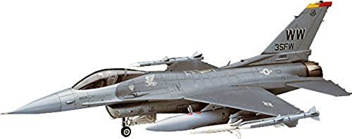 F-16CJ Fighting Falcon Misawa Japan USAF Tactical Fighter 1 48 Hasegawa by Hasegawa