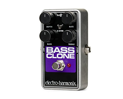 Bass Clone Chorus Effects Pedal
