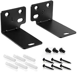 Black Wall Bracket for Bose WB 300 Sound Touch Soundbar 500 700 Speaker Holder