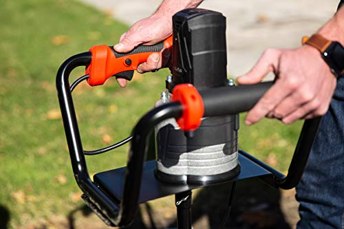 """XtremepowerUS Pro-Series 1500W Electric Post Hole Digger Powerhead include 6"""" Digging Auger Bit"""