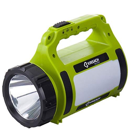 Lámparas empotradas LED Faro LED Ultra Bright USB Cobrando camping al aire libre DIRIGIÓ Foco luz de búsqueda Linterna de haz de alta potencia Linterna portátil Linterna linterna DIRIGIÓ Antorcha mult