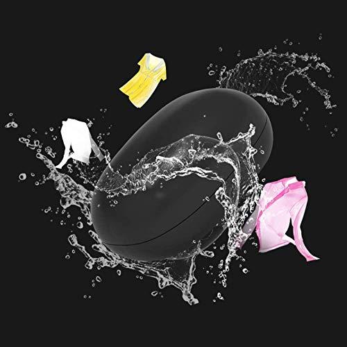 DjfLight Mini-wasmachine, ultrasone trillingen, wasmachine, multifunctioneel, draagbaar, high-tech tech, voor reinigingsdoek, groenten, sieraden