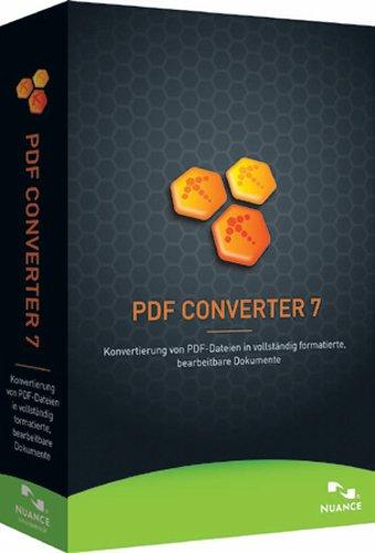 Nuance PDF Converter 7.0