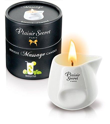 Candela per Massaggi Gourmet Segreti Plaisirs Mojito Profumo 80 ml